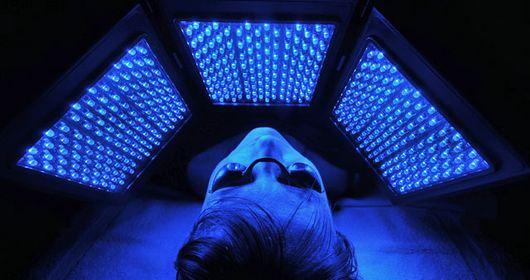 Nous proposons les LED en médecine esthétique